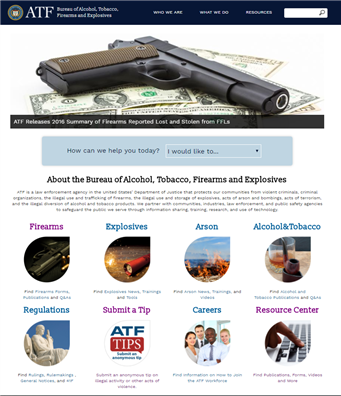 Image for ATF Training Resources