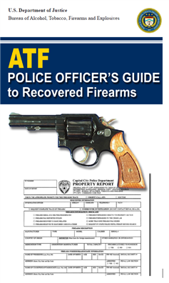 Image for Police Officer's Guide to Recovered Firearms