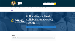 Image for Police-Mental Health Collaboration Toolkit