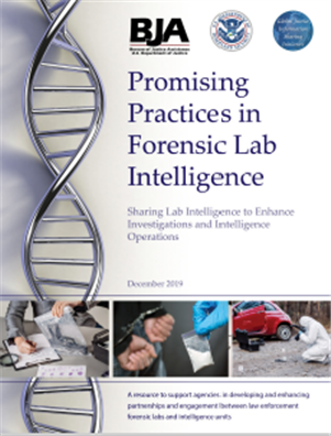 Image for Promising Practices in Forensic Lab Intelligence—Sharing Lab Intelligence to Enhance Investigations and Intelligence Operations