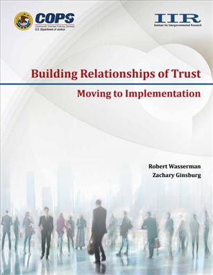 Image for Building Relationships of Trust: Moving to Implementation