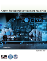 Image for Analyst Professional Development Road Map, Version 2.0