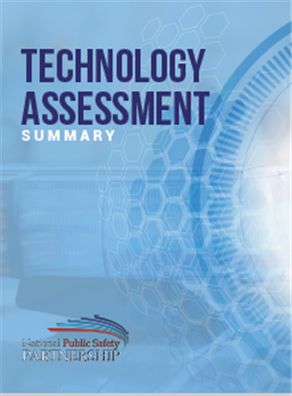 Image for PSP Technology Assessment Summary Report