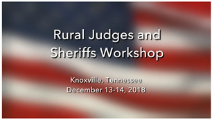 Image for Tackling the Opioid Epidemic in Rural Communities