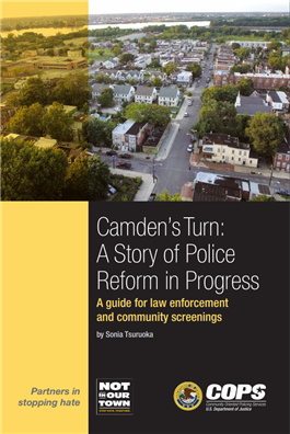 Image for Camden's Turn: A Story of Police Reform in Progress