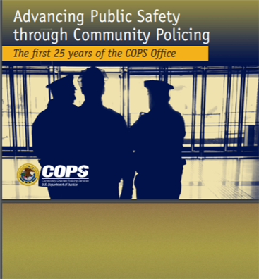Image for Advancing Public Safety through Community Policing