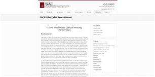 Image for Public Law 280 Training Program - Online