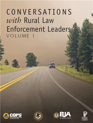 Image for Conversations with Rural Law Enforcement Leaders: Volume 1