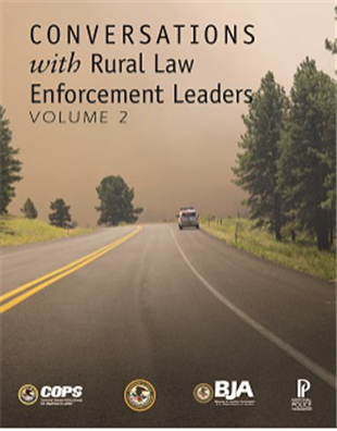 Image for Conversations with Rural Law Enforcement Leaders: Volume 2