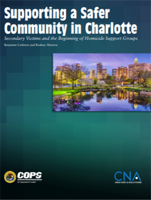 Image for Supporting a Safer Community in Charlotte