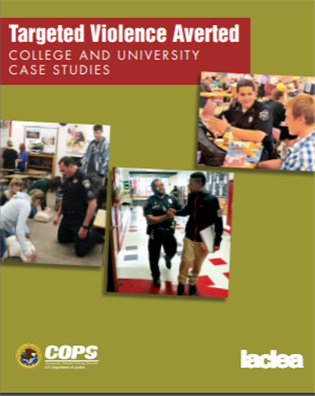 Image for Targeted Violence Averted: College and University Case Studies