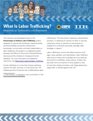 Image for What is Labor Trafficking?