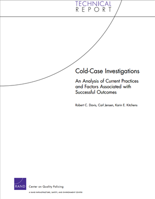 Image for Cold-Case Investigations: An Analysis of Current Practices and Factors Associated with Successful Outcomes
