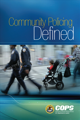 Image for Community Policing Defined