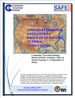 Image for Considerations for Developing a Program of Reentry in Tribal Communities
