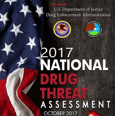 Image for 2017 National Drug Threat Assessment
