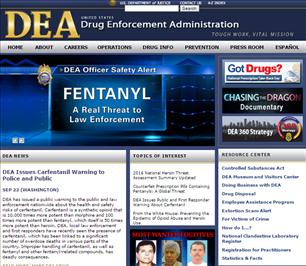 Image for U.S. Drug Enforcement Administration (DEA) Resources