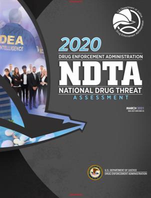 Image for 2020 National Drug Threat Assessment
