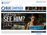 Image for DHS Blue Campaign