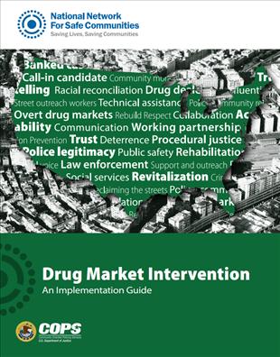 Image for Drug Market Intervention: An Implementation Guide