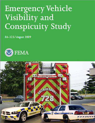 Image for Emergency Vehicle Visibility and Conspicuity Study