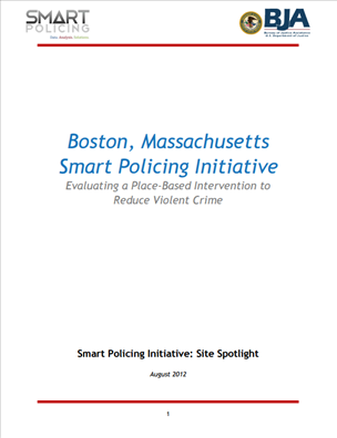 Image for Evaluating a Place-Based Intervention to Reduce Violent Crime