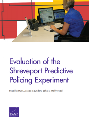 Image for Evaluation of the Shreveport Policing Experiment