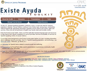 Image for Existe Ayuda: Help Exists Toolkit