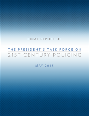 Image for Final Report of the President's Task Force on 21st Century Policing
