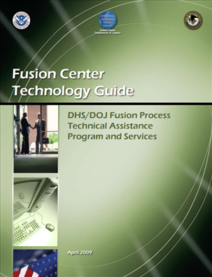 Image for Fusion Center Technology Guide