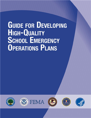 Image for Guide for Developing High-Quality School Emergency Operations Plans