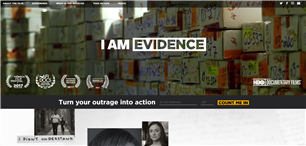 Image for I AM EVIDENCE: The Movie