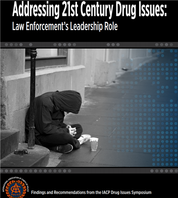 Image for Addressing 21st Century Drug Issues: Law Enforcement's Leadership Role