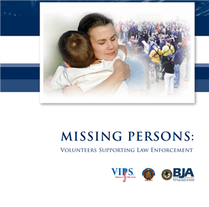 Image for Missing Persons: Volunteers Supporting Law Enforcement