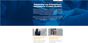 Image for Enhancing Law Enforcement Response to Victims
