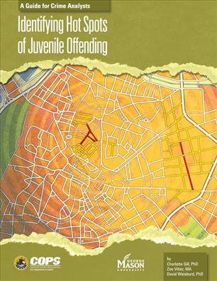 Image for Identifying Hot Spots of Juvenile Offending