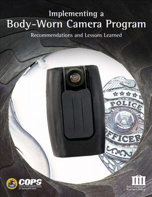 Image for Implementing a Body-Worn Camera Program