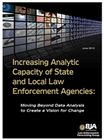 Image for Increasing Analytic Capacity of State and Local Law Enforcement Agencies