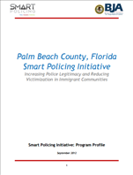 Image for Increasing Police Legitimacy and Reducing Victimization in Immigrant Communities