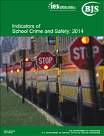 Image for Indicators of School Crime and Safety: 2014