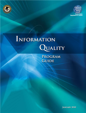 Image for Information Quality Program Guide