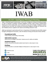 Image for Intelligence Writing and Briefing