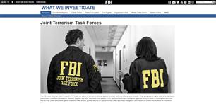 Image for FBI Joint Terrorism Task Forces