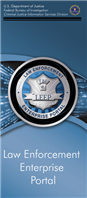 Image for FBI Law Enforcement Enterprise Portal