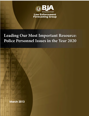 Image for Leading Our Most Important Resource: Police Personnel Issues in the Year 2020