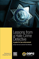 Image for Lessons from a Hate Crime Detective