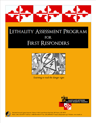 Image for Lethality Assessment Program for First Responders