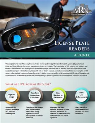 Image for License Plate Readers: A Primer