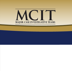 Image for Major Case Investigative Teams (MCIT) Homicide Investigation Management Training