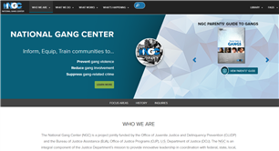 Image for National Gang Center